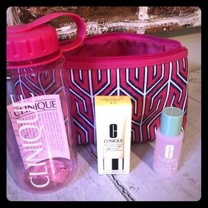 Never used: Clinique gift set